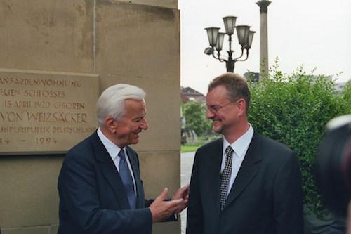 Richard v. Weizäcker Tafel